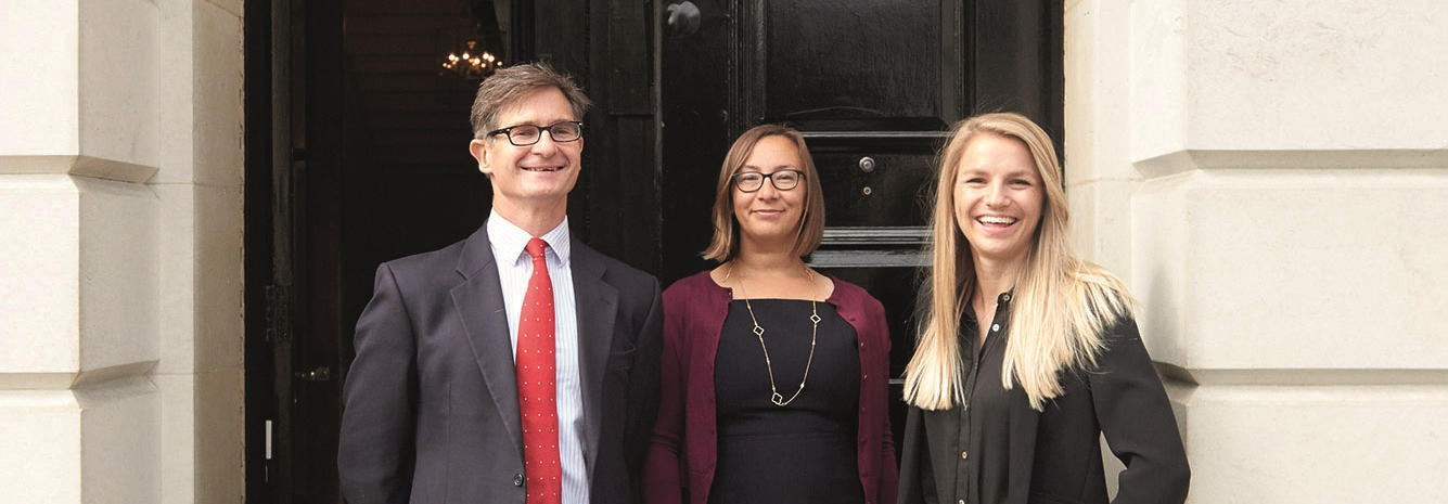 Farrer & Co LLP – Best Work Placement Scheme – City Firm | Anthony Turner and Rebecca Price