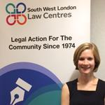 Life at a law centre and qualifying as a solicitor